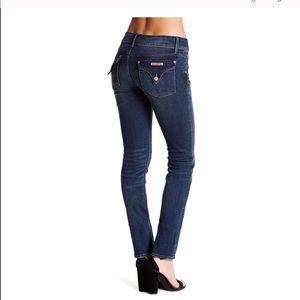 Hudson Collin flap skinny jean denim Vera 28